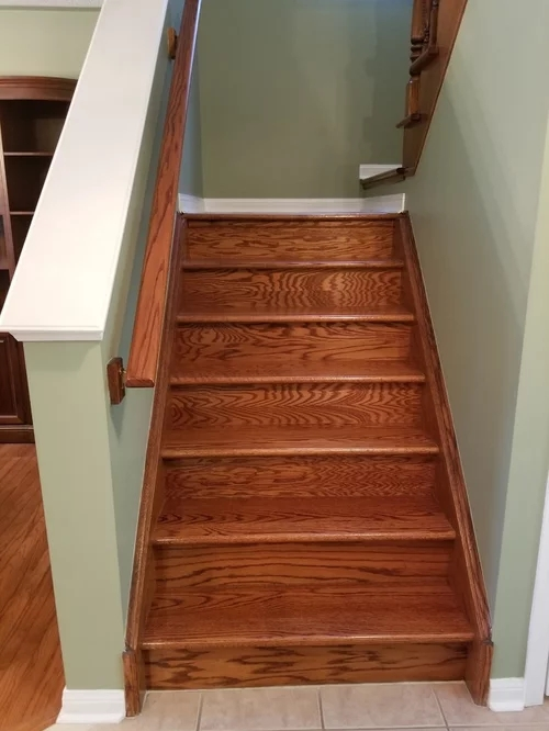 What Light Colour Floor To Match These Stairs   Matching Stairs To Hardwood Floors   Laminate Flooring   Refinishing Hardwood   Stain   Staircase   Wide Plank