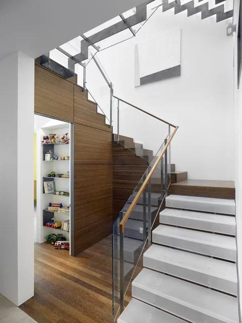 Wood Stair Railing Houzz