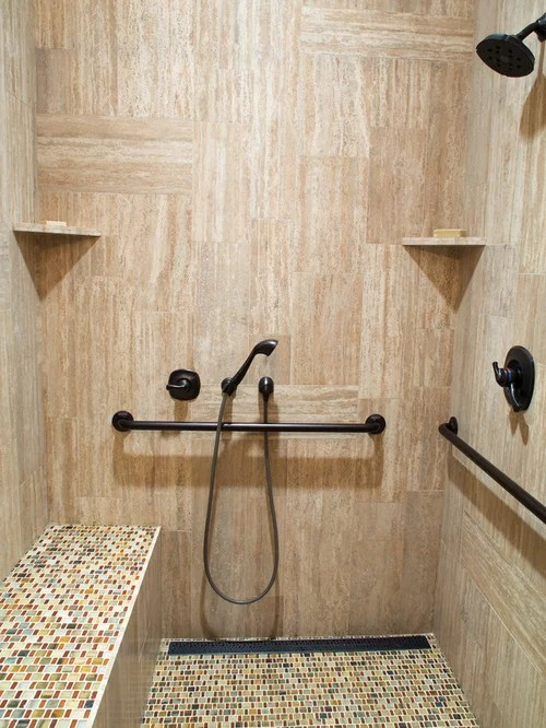 Handicapped Accessible Shower Houzz