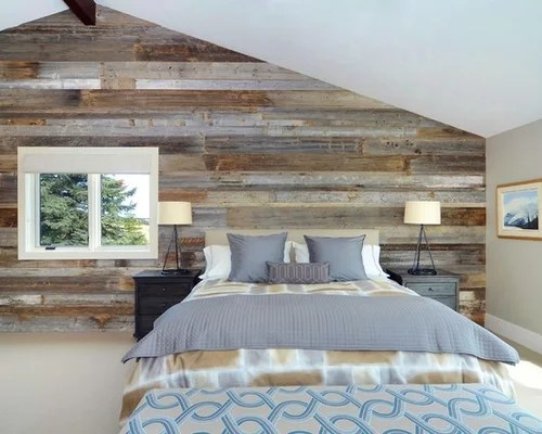 Wood Accent Wall Home Design Ideas, Pictures, Remodel And