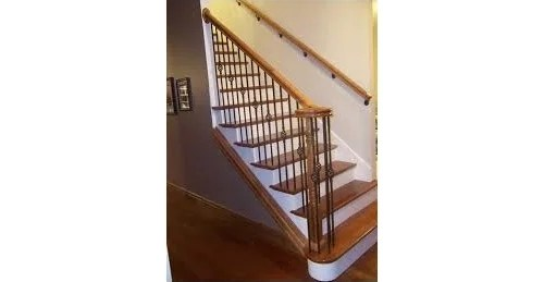 Installation Tips For Bannisters Balusters   Installing Wrought Iron Balusters   Wood   Stair Balusters   Railing   Stair Parts   Iron Stair Spindles