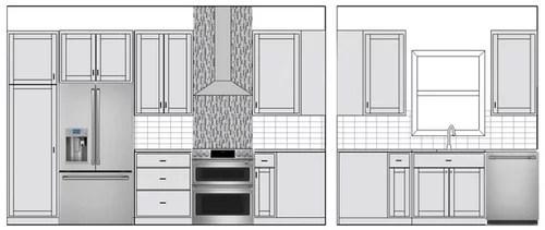 kitchen subway tile 3x6 4x12 or 4x16