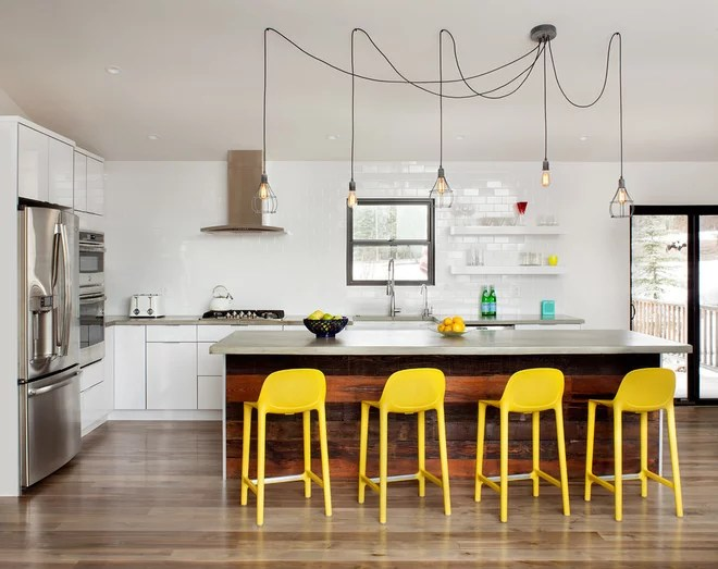 Contemporary Kitchen by Mindful Designs, Inc.