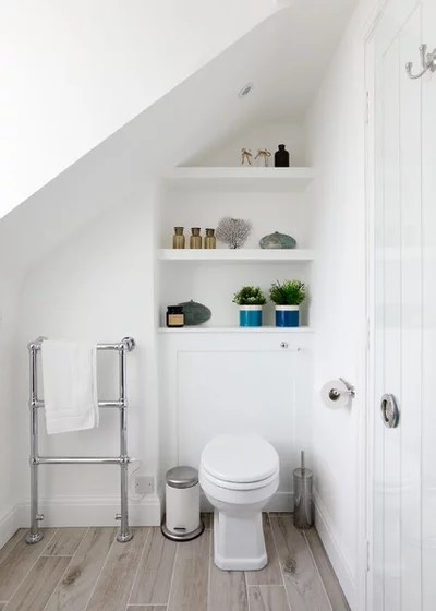 Contemporary Bathroom by Emma Wood Photographer