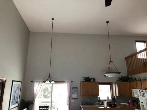 new lighting fixtures high ceilings