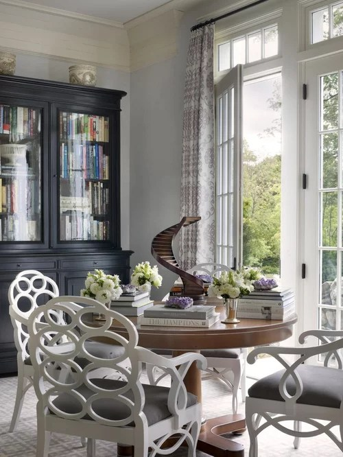 Painted China Cabinet Home Design Ideas Pictures Remodel