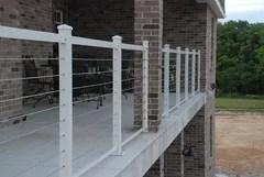 raised concrete deck vs wood deck