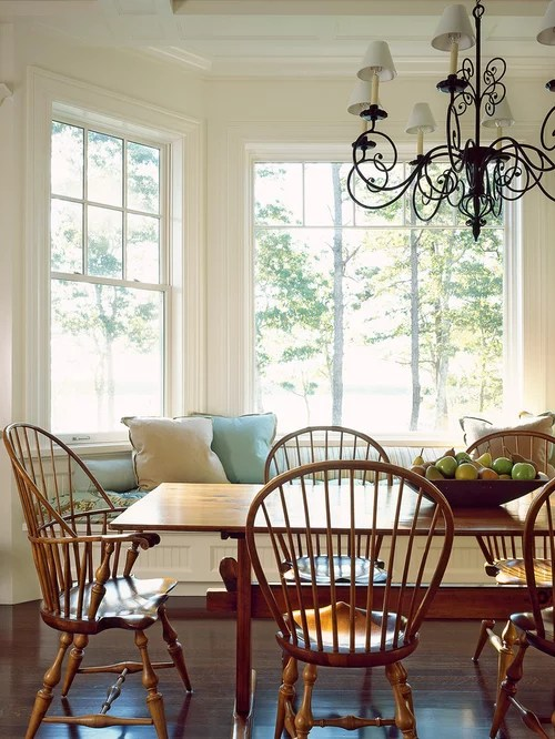 Bay Window Breakfast Nook Houzz