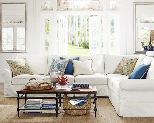 Pottery Barn Coffee Table Home Design Ideas, Pictures