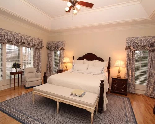 Angled Tray Ceiling Houzz