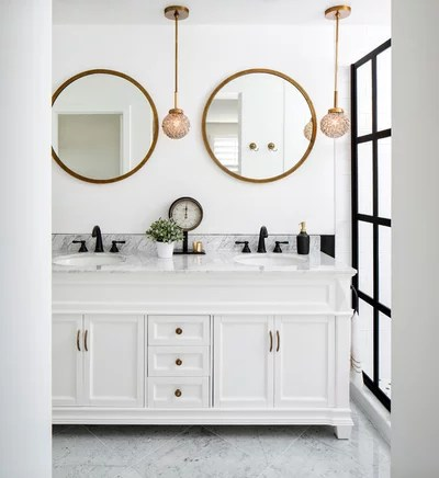 Traditional Bathroom by CM Natural Designs