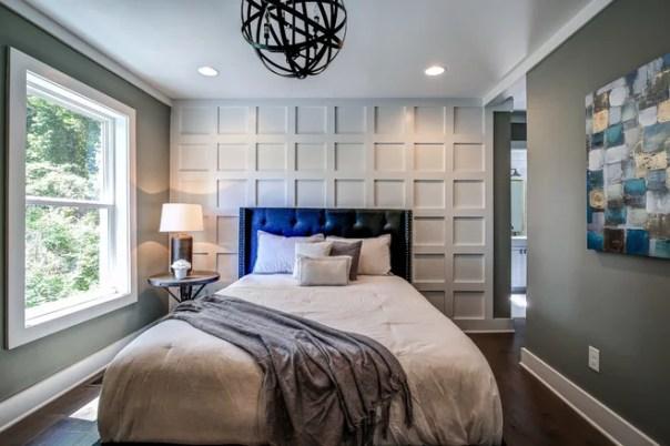 Bedroom by Carl Mattison Design