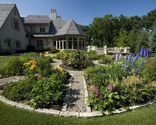 Rectangular Backyard Design | Houzz on Rectangular Backyard Design id=65053
