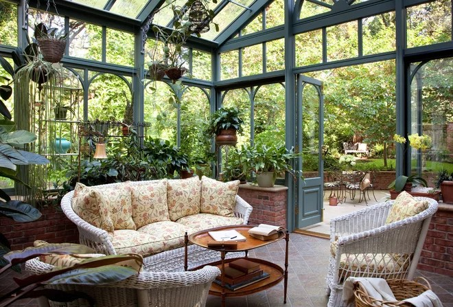 Classico Veranda by B. Jane Gardens