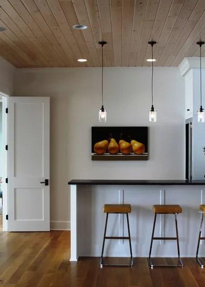 Contemporary Kitchen by Gunkelmans Interior Design