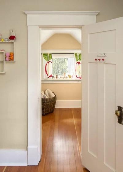 Craftsman Bedroom by David Coulson Design Ltd.
