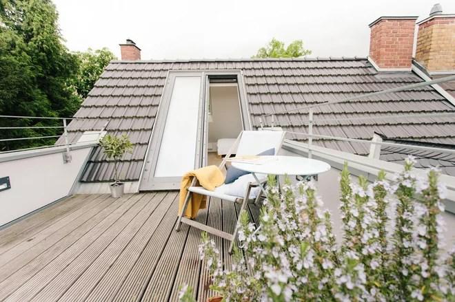 Contemporary Deck by Martin Scherag Fotografie