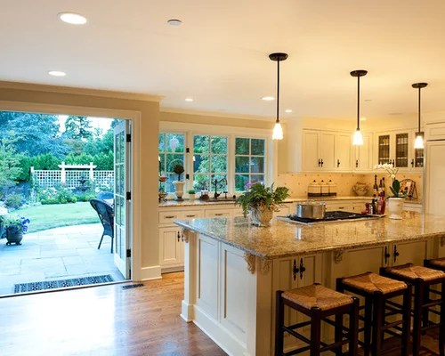 French Door Kitchen Home Design Ideas, Pictures, Remodel