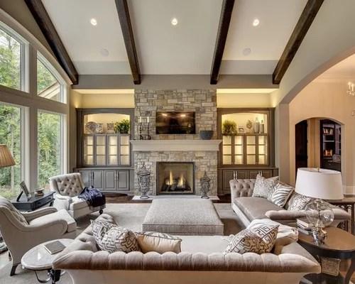 105 415 Transitional Living Room Design Ideas