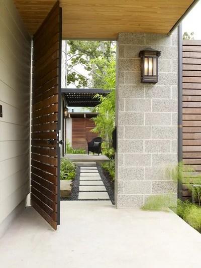Asiático Jardín by RH Factor Landscape Design