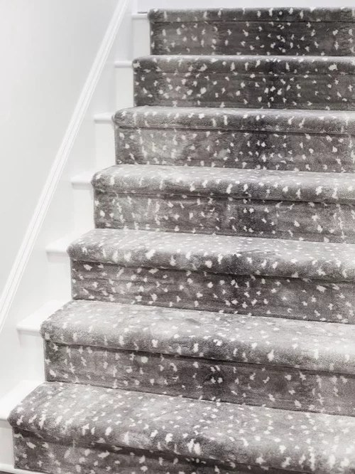 Carpet Trend W Prints For 2020 I Like Antelope For Stairs