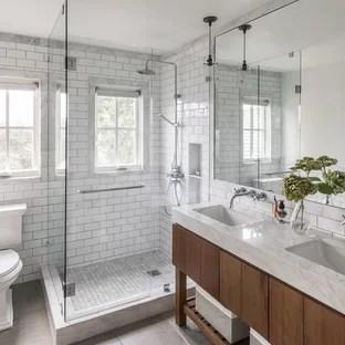 White Subway Tile Bathroom Gray Floor | Wikizie.co on bathroom tile designs product, bathtub tile designs, bathroom ideas, shower wall tile designs, bathroom floor tile, bathroom sinks, stand up shower tile designs, shower tile layout designs, master bathroom designs, tub tile designs, large tile shower designs, shower tile ideas designs, best walk-in shower designs, contemporary bathroom tile designs, rustic walk-in shower designs, walk-in tile shower designs, travertine tile shower designs, travertine tile bathroom designs, walk-in doorless shower designs, traditional bathroom designs,