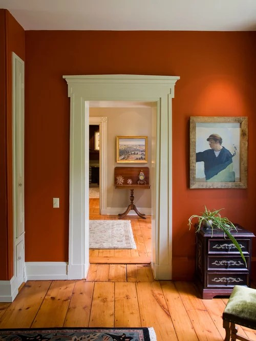 Hallway Wall Color Houzz
