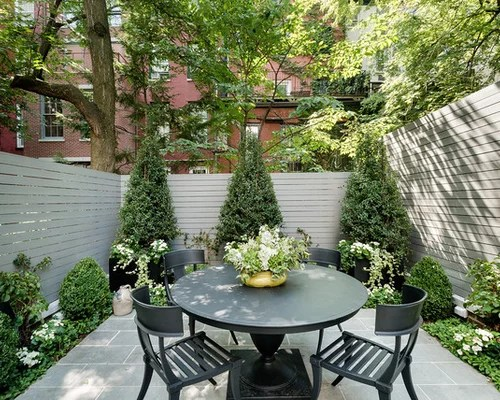 Small Patio Design Ideas, Remodels & Photos   Houzz on Houzz Backyard Patios  id=44022
