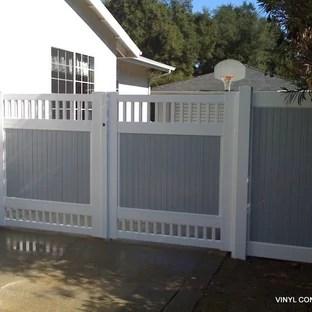 Color Combo Gate Ideas & Photos | Houzz on Gate Color Ideas  id=78668