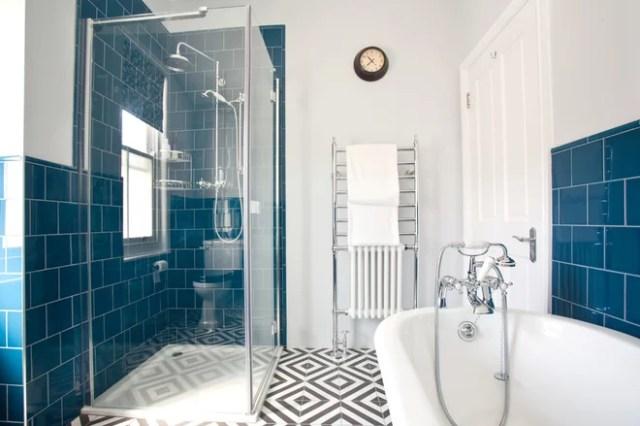 Industrial Bathroom by The Brighton Bathroom Company