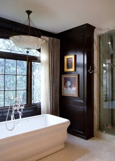 Traditional Bathroom by Charmean Neithart Interiors, LLC.