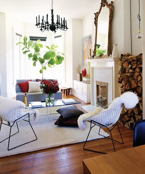 Eclectic Modern Living Room Houzz