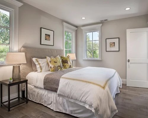 Edgecomb Gray bedroom paint color