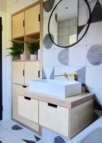 Scandinavian Bathroom by Making Spaces