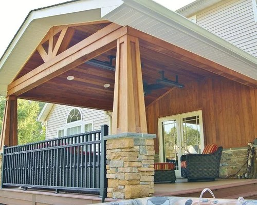 Outdoor Great Room with Awesome Covered Structure in ... on Sparta Outdoor Living id=82717