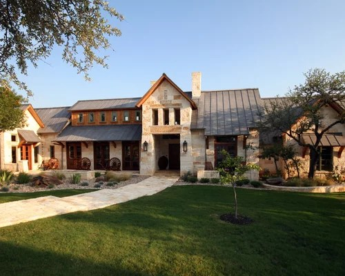 Stone Ranch Homes Houzz
