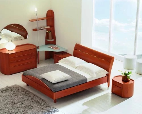 Master Bedroom Sets  Luxury Modern and Italian Collection Made in Italy Wood Design Bedroom Furniture with Storage System   Beds