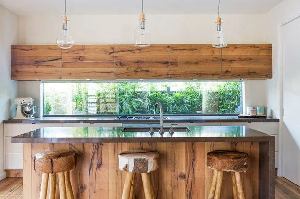 Matt Or Glossy How To Choose The Right Kitchen Cabinet Finish Houzz