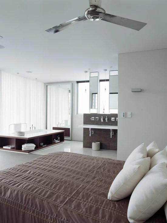 Open Concept Master Suite Houzz
