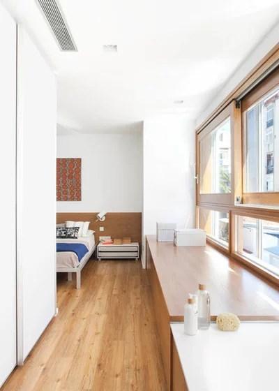 Nórdico Dormitorio by Cotacero Taller Arquitectura
