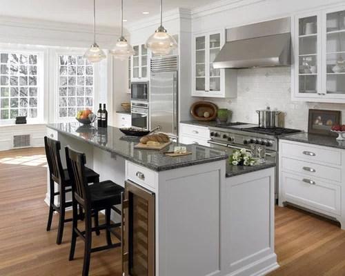 L Shaped Galley Kitchen Designs