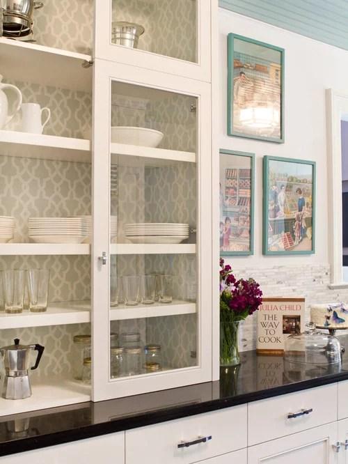 Contact Kitchen Paper Shelf