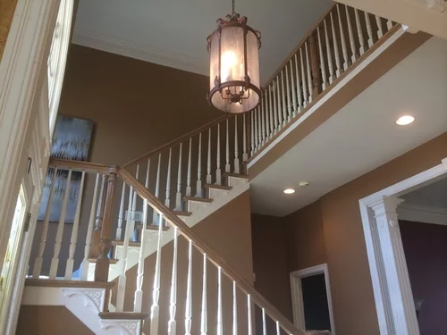 Should I Replace My Wooden Spindles With Iron | Iron Spindles For Sale | Contemporary | Stair | Balcony | Iron Rod | Wrought Iron
