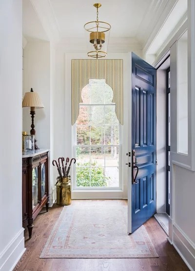 Traditional Entry by J. Lawrence Design