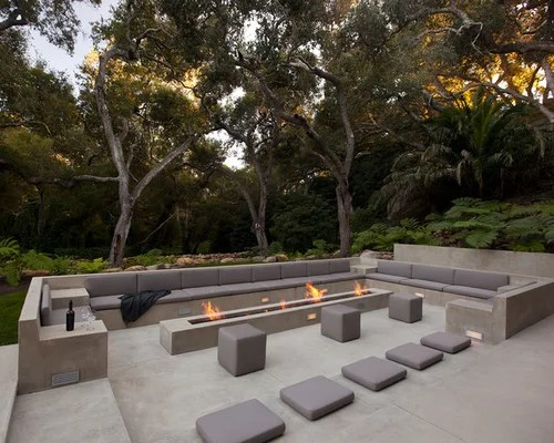 Best Modern Patio Design Ideas & Remodel Pictures   Houzz on Modern Small Patio Ideas id=51369