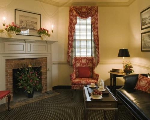 British Colonial Living Room Design Inspirations