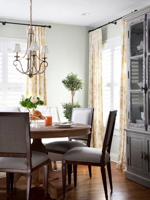 Dining Room Curtains | Houzz on Dining Room Curtains  id=20346