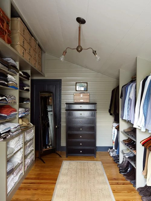Attic Closet Houzz