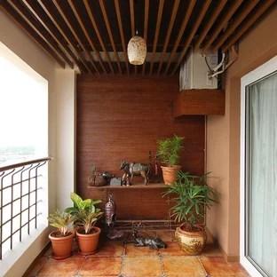 Плитка на балконе – фото, дизайн, идеи, проекты. Лучшие ...