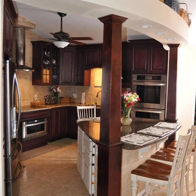 Kitchen And Bath Isle